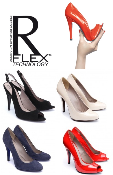 Shoes R-Flex from Raphael Young