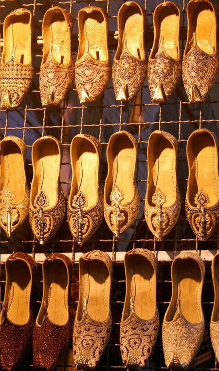 The Iranian shoe exhibition 2011