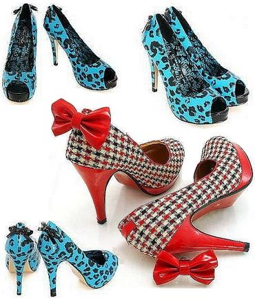 Мода Туфли 2014 Фото Новинки